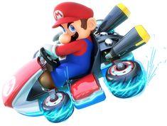 Mario | Mario Kart 8 #Nintendo #WiiU