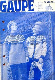 Garnmannen Vemejakke 105 Norwegian Knitting, Logo Design, Graphic Design, Scandinavian, Knitting Patterns, Disney Characters, Fictional Characters, Crafty, Disney Princess