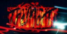 Tremort graffiti