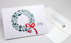 International Speedway Corporation Holiday Card by Paige Ely, via Behance