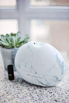 marble oil diffuser