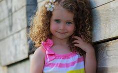 Простая детская прическа на выпускной ::: onelady.ru ::: #hair #hairs #hairstyle #hairstyles
