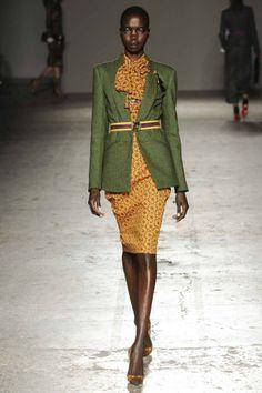 Stella Jean ready-to-wear autumn/winter '14/'15 gallery - Vogue Australia