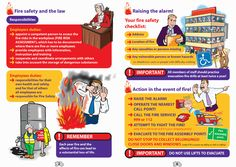 Fire Safety Training, Safety Checklist, Training Courses, Vulnerability, Workplace, Park, Business, Parks, Store
