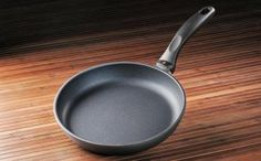 Swiss Diamond 10 in. Fry Pan – The most versatile with a nonstick coating, reinforced with real diamond crystals, has been shown to outperform and outlast other coatings. The balanced, ergonomic handle stays cool on the stovetop. The perfectly flat base distributes heat evenly and will not tip or spin. Brown a chicken breast like stainless steel on our patented nonstick coating, then use the fond to create a gravy - or simply wash with hot soapy water, no more scrubbing or soaking. $89.99