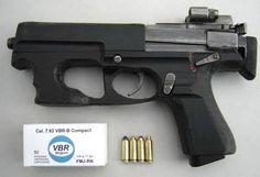 bassman5911:  VBR-Belgium PDW The VBR-PDW is a prototype...
