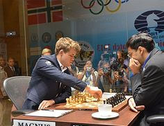 Anand Carlsen 2013