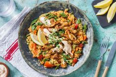 Low Calorie Lunches, Couscous, Love Food, Foodies, Curry, Favorite Recipes, Pasta, Fresh, Dinner