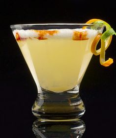 Peruvian Pisco Sour - Cool taste for cool things