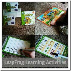 LeapFrog Learning Activities   blog.ashleypichea.com