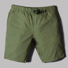 Carhartt Colton Clip Shorts (Bog / Arrow Jacquard)