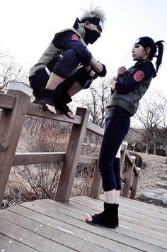 leehyun(leehyun) Iruka Umino Cosplay Photo - WorldCosplay
