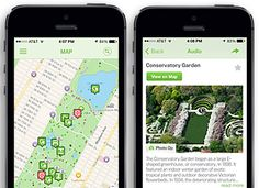 Central Park's new celebrity audio guides would make for a great casual NYC date.