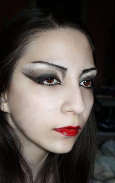 gothic make up - Google zoeken