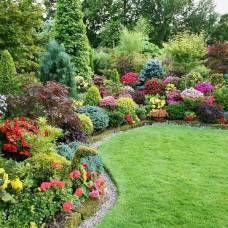Английский сад для всех сезонов