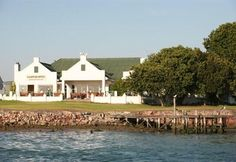 The Laaiplek Hotel is situated in the Laaiplek harbour area on the banks of the Berg River. The hotel has magnificent views of the river and River, Mansions, House Styles, Home Decor, Decoration Home, Manor Houses, Room Decor, Villas, Mansion