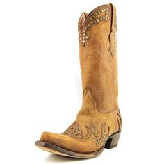 a646ef49162 Stetson 12-021-6105-0741 Women US 10 Brown Western Boot