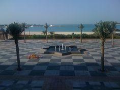 Emirates Palace - Abu Dhabi