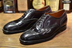 sapato social masculino preto oxford semi brogue