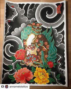 #addflash #annamelotattoo #horimono #irezumi #japanesetattoo #japanesetattoodesign #orientaltattoodesign #Repost #Tattoo #tattoodesign #tattoosketch #wabori - #Repost @annamelotattoo #irezumi #tattoo #tattoosketch #japanesetattoo #japanesetattoodesign #wabori #tattoodesign #horimono #orientaltattoodesign #addflash_ @addflash_ Marquesan Tattoos, Irezumi Tattoos, Geisha Tattoos, Japanese Painting, Japanese Art, Traditional Japanese, Body Art Tattoos, Sleeve Tattoos, Tatuagem Old Scholl