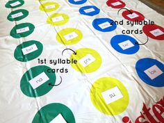open and closed syllable twister