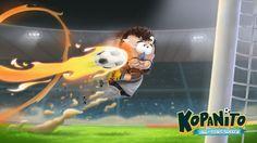 """Kopanito All – Stars Soccer, tựa game bóng đá """"chưởng"""" thế hệ mới"""