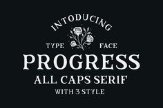 Progress + Extras by prasetyadavid on @creativemarket