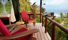 La Leona Eco-Lodge right on the Pacific. One of Top 10 affordable eco-lodges in Costa Rica