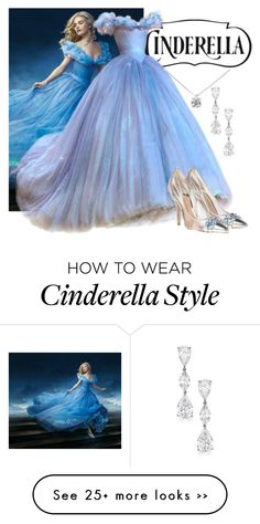 """""""Get the look: Cinderella"""" by bulletproof-07 on Polyvore featuring Tiffany & Co."""
