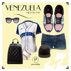 Pronto estaremos también operativos en Venezuela, expandimos horizontes y volvemos a los orígenes. Para ir entrando en ambiente hicimos este #look inspirado en el team Los Tiburones de La Guaira (ya que ayer y hoy jugaron contra Las águilas del Zulia).   #sport #outfit #ootd #venezuela #personaling #personalingvenezuela #tiburones
