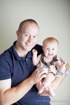 Rachel Richard Photography www.rachelrichard.com Indianapolis, IN photographer www.facebook.com/rachelrichardphotography #daddy #father #dad #photography #portrait #baby