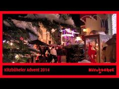 Kitzbüheler Advent | Weihnachtsmarkt 2014 - YouTube