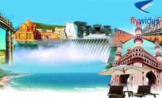 Find out some of the popular beaches of goa with lowest airfare from Hyderabad to Goa