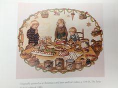 Tasha Tudor illustration from The Art of Tasha Tudor