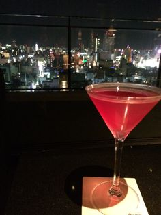 Cosmo&night view
