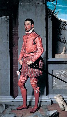 Moroni, Cavalier In Red 1560