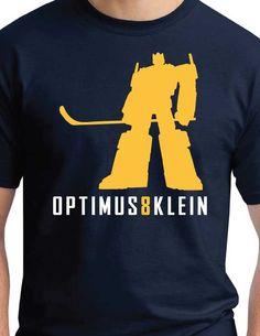 Optimus Klein $20.00 Nashville Predators