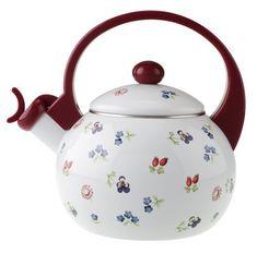 Villeroy & Boch Petite Fleur Kitchen Teakettle
