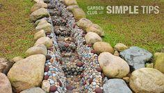 garden tips by region - drainage problems