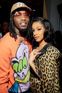 """In a candid interview with PEOPLE about her marriage to Migos rapper Offset, Cardi B says: """"It's a personal thing"""" Pictures Of Cardi B, Cardi B Photos, Cute Relationship Goals, Cute Relationships, Relationship Timeline, Celebrity Couples, Celebrity Photos, Divas, Rapper"""