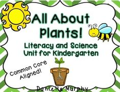 Your students will be experts on plants after this unit!  Packed with fun and engaging activities!Included in this packet:Labels for Anchor ChartsVocabulary pageHave/Are/Give pageHow a Plant Grows and Life Cycle of A Plant activities (both whole group and individual)How a Plant Grows WritingParts of a Plant activities (both whole group and individual)Parts of a Plant songParts of a Plant readerPlant Needs flap book3 different science experiments with recording sheetsParts/Needs sortWhat…