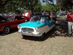 1962 Metropolitan Convertible
