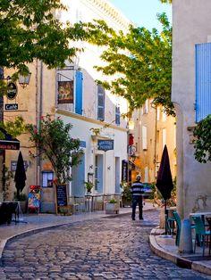 French Heart by the Sea - Lourmarin, Provence, France