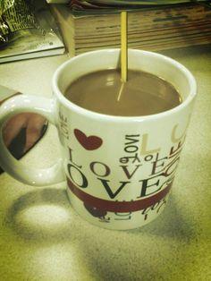 Un especial y delicioso Café, nos comparte @me3gonzalez. ¡Nuestro Secreto!.