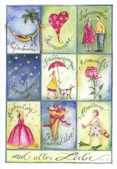 Best Indoor Garden Ideas for 2020 - Modern Birthday Congratulations, Birthday Greetings, Atc Cards, Label Paper, Oldies But Goodies, Old Postcards, Scrapbooks, Diy Art, Paper Dolls