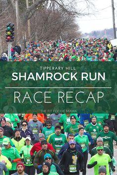 Tipperary Hill Shamrock Run Race Recap  | The Fit Foodie Mama