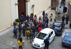 esterno chiesa di san Francesco d'Assisi