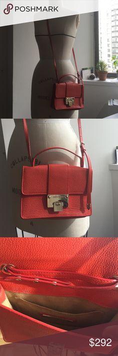 """Jimmy Choo Handbag Jimmy Choo """"Rebel"""" crossbody bag,100% Leather, Gentle Used, 70% off retail price Jimmy Choo Bags Crossbody Bags"""