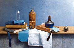 Sietse W. Jonker - kunstschilder - artist