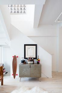 Brightening Up a Manhattan Condo with Patterned Tile and Built-In Storage | Apartment Therapy